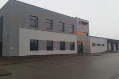 1 Budynek biurowo-socjalny