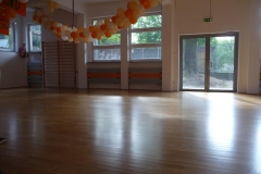 2l Szkoła - sala gimnastyczna