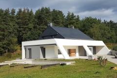 3 Budowa domu z basenem zewn.