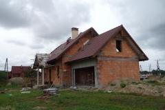 8a Dom w stanie surowym
