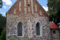 1b Remont ściany kościoła